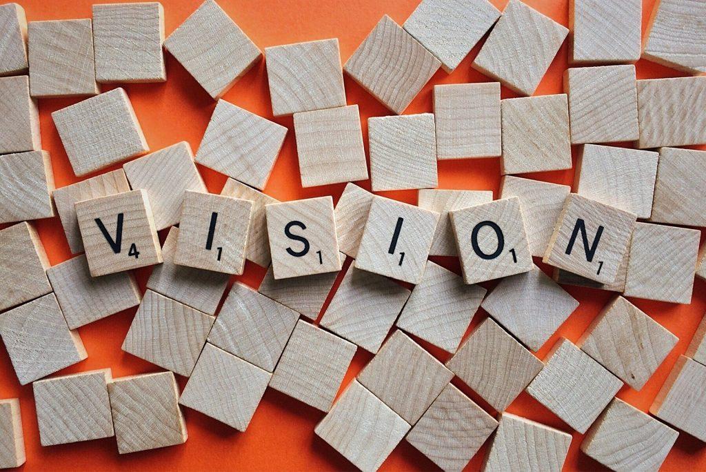 Faites preuve de vision : définissez vos objectifs!